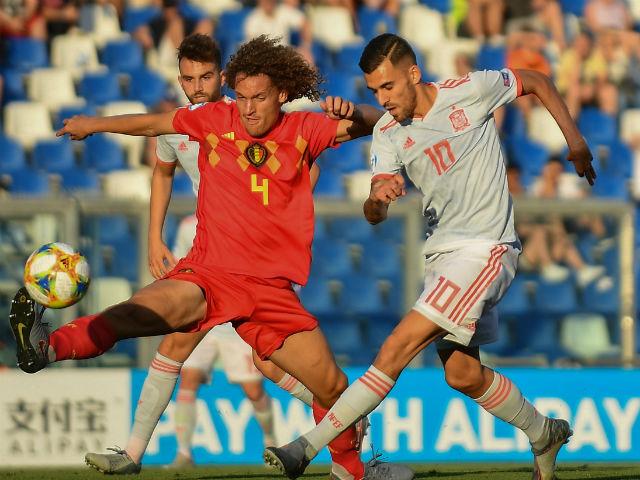 U21 Tây Ban Nha - U21 Bỉ: Vỡ òa phút 89, SAO Ngoại hạng Anh tỏa sáng