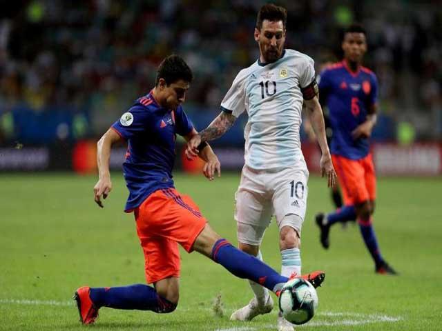 Trực tiếp Argentina – Paraguay: VAR lên tiếng, Messi gỡ hòa