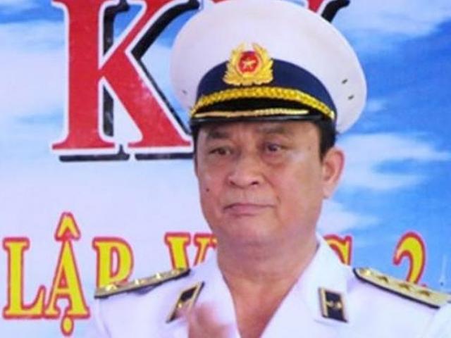 Đô đốc Nguyễn Văn Hiến bị cách nhiều chức vụ đảng