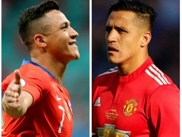 """Ngỡ ngàng """"bom xịt"""" Sanchez: Đá 2 trận Copa America bằng cả mùa ở MU"""