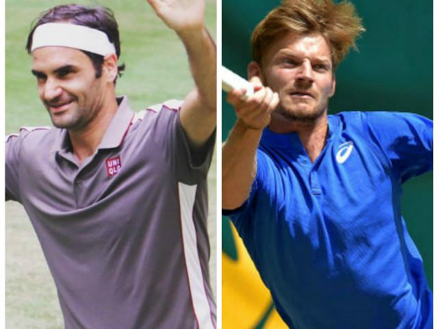 Federer - Goffin: Loạt tie-break cân não, vỡ òa phút đăng quang