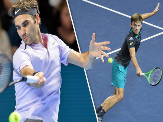 Trực tiếp Federer - Goffin: Đăng quang xứng đáng (KT)