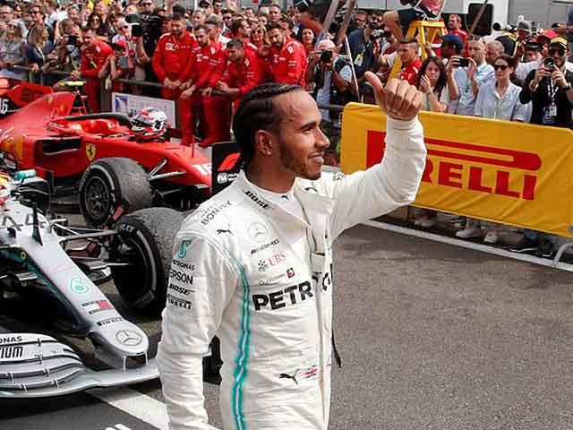 Video đua xe F1, French GP: Siêu tốc độ khuất phục mọi anh hào