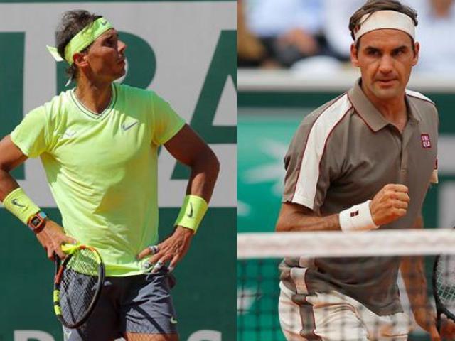 """Bảng xếp hạng tennis 24/6: Federer đả bại Nadal, đơn nữ có """"bà Hoàng"""" mới"""
