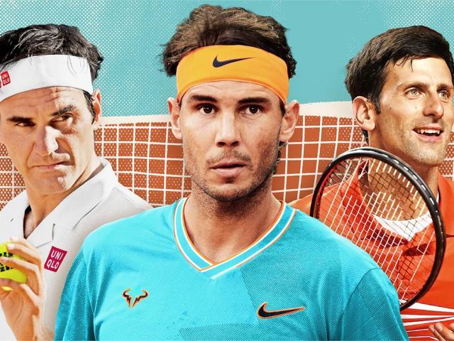 """Ngã ngửa Federer """"cướp"""" số 2 Wimbledon: """"Ngồi mát"""" xem Nadal đấu Djokovic"""