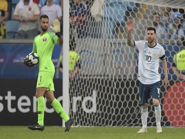 Tin nóng Copa America 24/6: Argentina vào tứ kết, Messi vẫn lập kỷ lục buồn