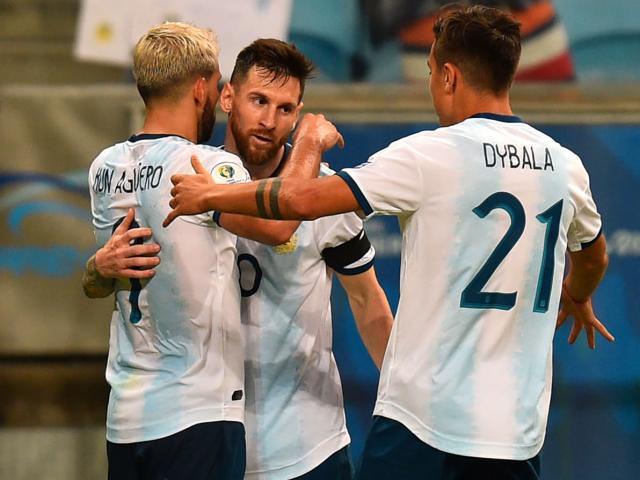 8 anh hào tiến vào tứ kết Copa America gồm ai,  Brazil đấu Argentina hay không?