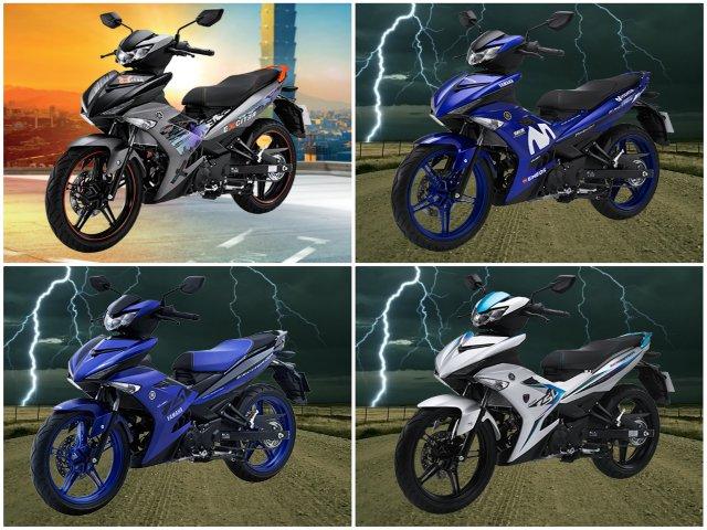 Bảng giá, thông số 7 phiên bản Yamaha Exciter mới nhất hiện nay