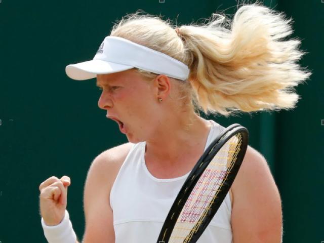 Sửng sốt Wimbledon: Kỳ tài tennis thiếu 5 ngón, khuấy đảo thế giới 2019