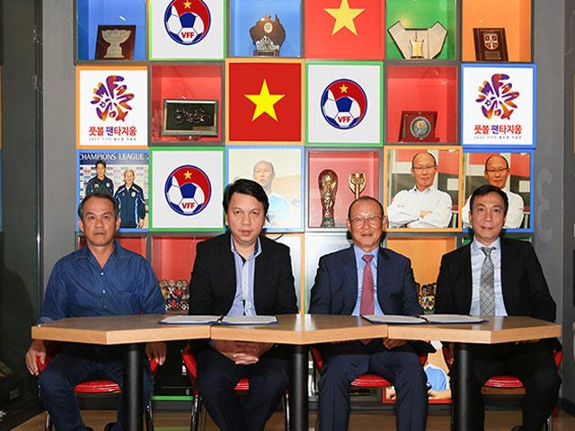 Muốn HLV Park Hang Seo gia hạn hợp đồng, VFF trả lương thế nào?