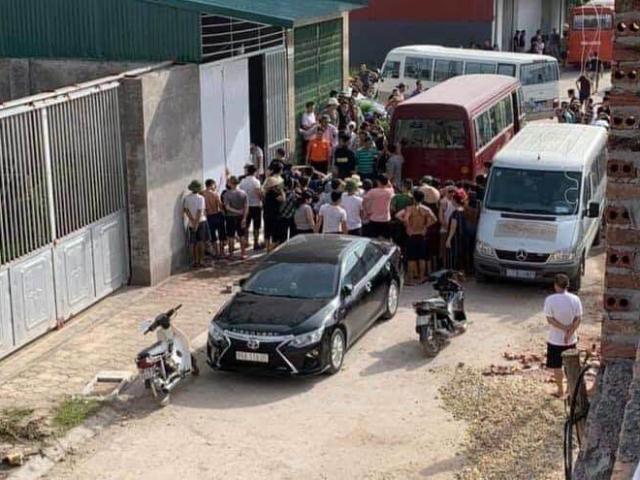 Hàng trăm công an đột kích sới bạc lớn ở Bắc Giang, bắt giữ hơn 70 người