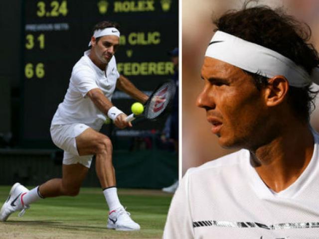 Phân nhánh Wimbledon: Federer hẹn Nadal siêu kinh điển, Djokovic vẫn khó thở