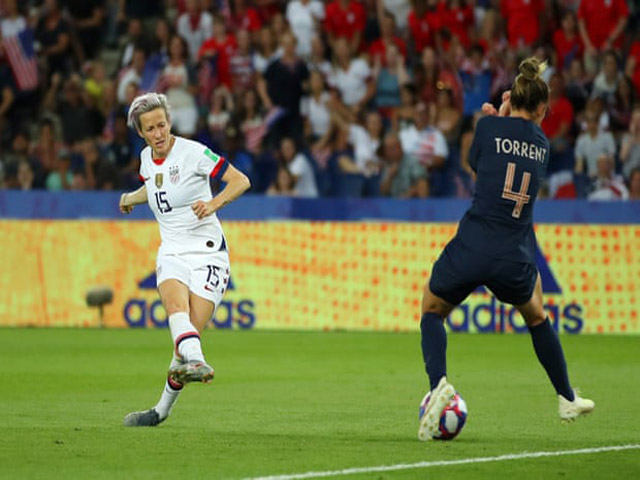 France - USA: Last minute drama, breaking the semifinals (Women's World Cup)