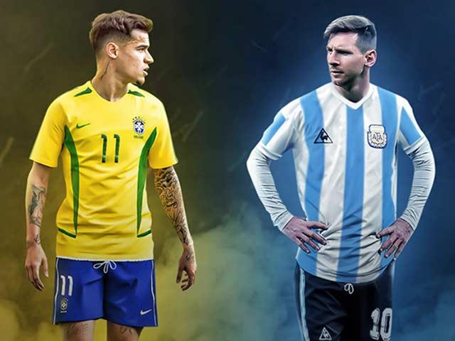 Brazil đấu Argentina Siêu kinh điển Copa America: Messi vượt cửa ải tới giấc mơ?