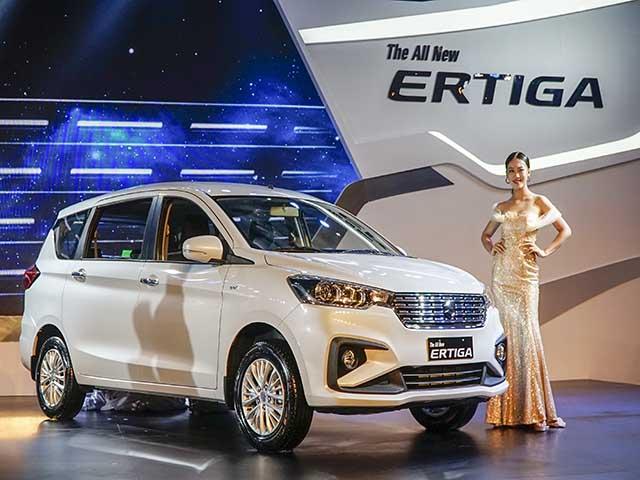 Suzuki Ertiga thế hệ mới chính thức ra mắt khách hàng Việt