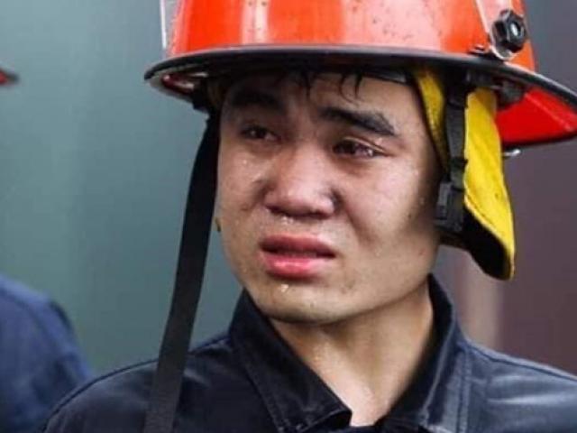 Rơi nước mắt những dòng sẻ chia người lính chữa cháy rừng ở Hà Tĩnh