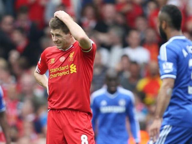 Video highlight kinh điển: Huyền thoại Gerrard trượt chân dâng cúp Man City