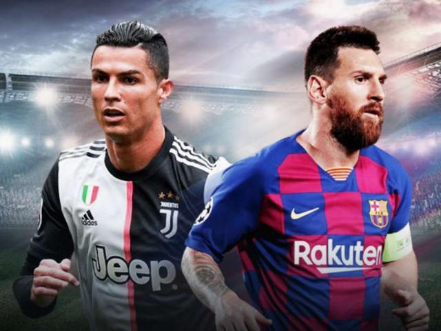 Ronaldo hạ Messi đoạt giải Cầu thủ vĩ đại nhất, khoe 6 múi như nam thần