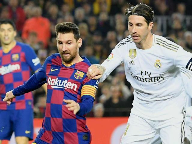 Barca hay Real được lợi nếu La Liga chọn đội vô địch như giải Bỉ?