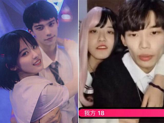 Cặp đôi nổi tiếng Trung Quốc bị fan quay lưng vì lộ nhan sắc thật