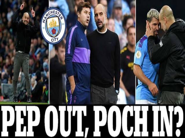 Man City lộ danh sách 3 siêu HLV thay Pep Guardiola