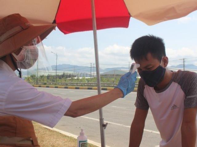 """Sợ """"vỡ trận"""", Quảng Nam kiến nghị dừng tàu chở khách từ TP.HCM, Hà Nội về"""