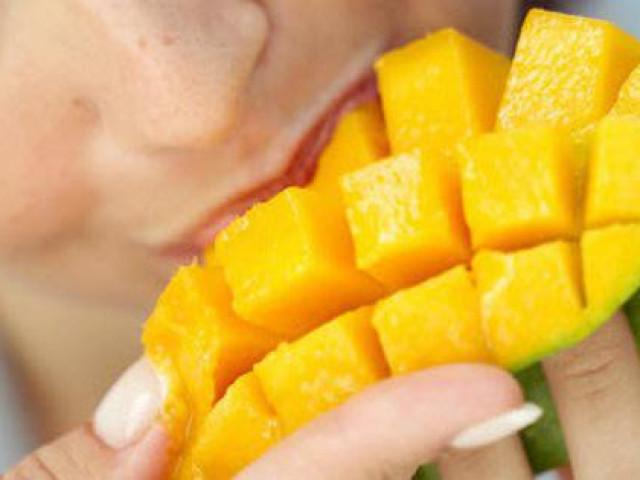 Bạn sẽ biến xoài thành chất độc khi cứ vô tư ăn trong những thời điểm không thích hợp