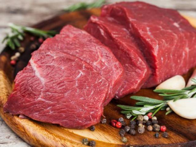 Thịt bò trở nên nguy hại nếu ăn cùng những loại thực phẩm không phù hợp
