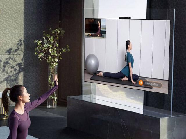 Huawei dạy cho thế giới Smart TV OLED là như thế nào