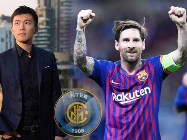 Inter đàm phán mua Messi: Tỷ phú Trung Quốc ra tay, Barca lo sốt vó