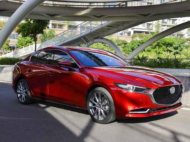 Mazda 3 thế hệ mới đạt giải thưởng thiết kế ô tô của năm 2020