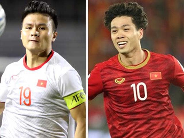 AFC gọi tên Quang Hải - Công Phượng, vinh danh siêu phẩm của Văn Quyết