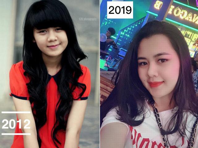 """Nhan sắc 10 năm ngày càng """"thăng hạng"""" của bà xã Quế Ngọc Hải"""