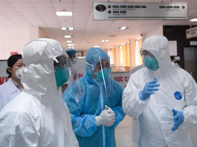 Sáng nay, Việt Nam ghi nhận 144 người khỏi bệnh Covid-19, không có ca mắc mới