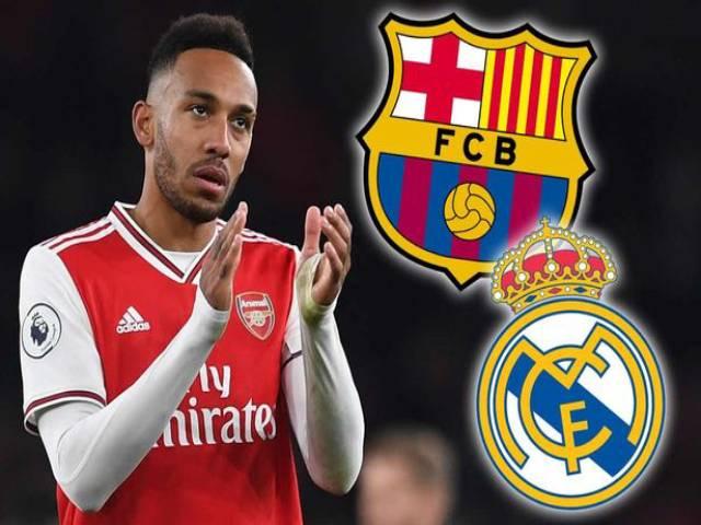 """Arsenal quyết ngăn MU làm vụ """"Van Persie 2.0"""": Real - Barca mừng rỡ"""