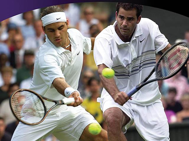 """Federer 19 tuổi cực """"sung"""": Tiêm thuốc giảm đau vẫn hạ đẹp huyền thoại"""