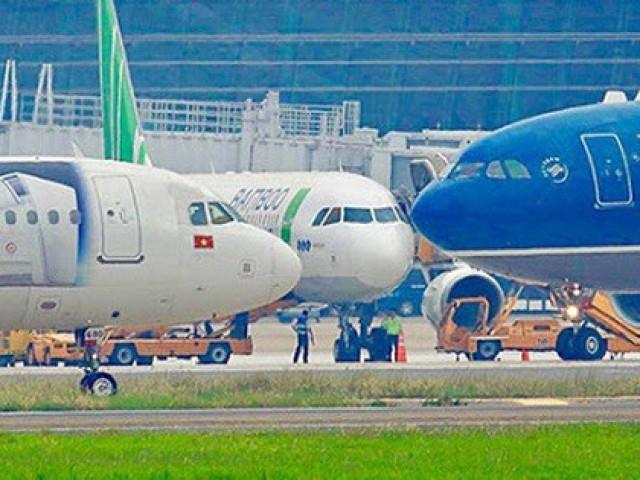 """Cục Hàng không """"tuýt còi"""" các hãng bán vé bay trở lại sau ngày 15/4"""
