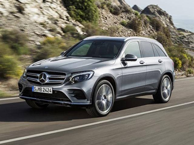 Giá xe Mercedes-Benz GLC cập nhật mới nhất tháng 4/2020