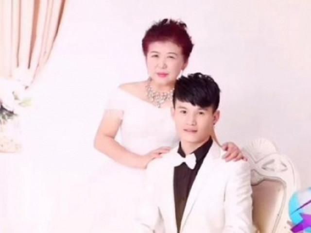 """Chàng """"phi công"""" 28 tuổi cầu hôn bà lão U60 ngay trên truyền hình khiến dân tình dậy sóng"""