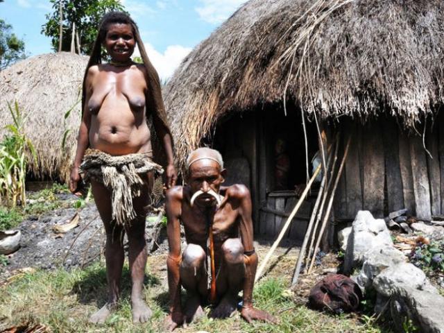 Những điều kỳ lạ về các bộ lạc ở Indonesia
