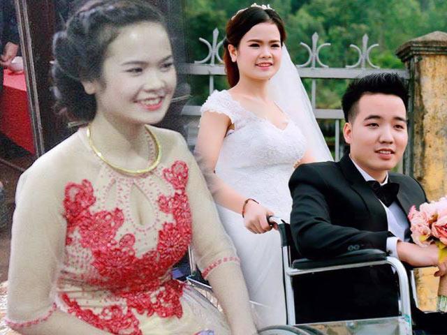 Hôn nhân cổ tích của cô dâu xinh đẹp lấy chồng không chân, làm dâu xa hàng trăm cây số