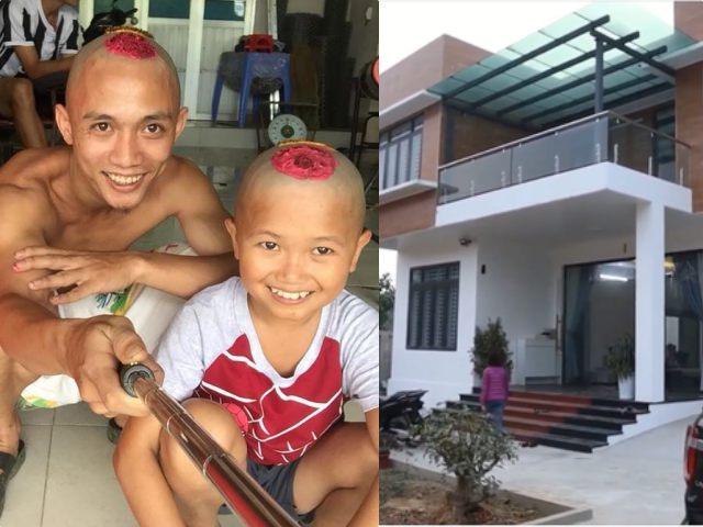 """Anh em Tam Mao xây biệt thự, kiếm tiền """"khủng"""" từ YouTube khiến ai cũng ngỡ ngàng"""