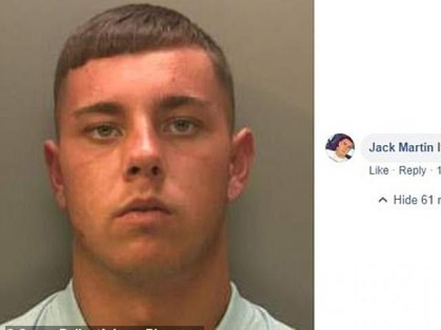 Trộm bị tóm gọn sau khi bình luận về lệnh truy nã chính mình trên Facebook