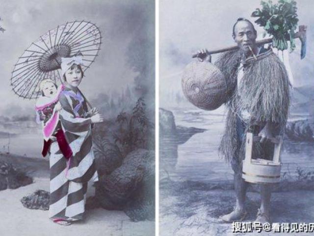 Những bức ảnh cũ hiếm hoi về Nhật Bản vào thế kỷ 19