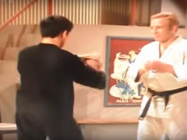 Lý Tiểu Long từng bái sư một người Mỹ, cao thủ MMA khét tiếng