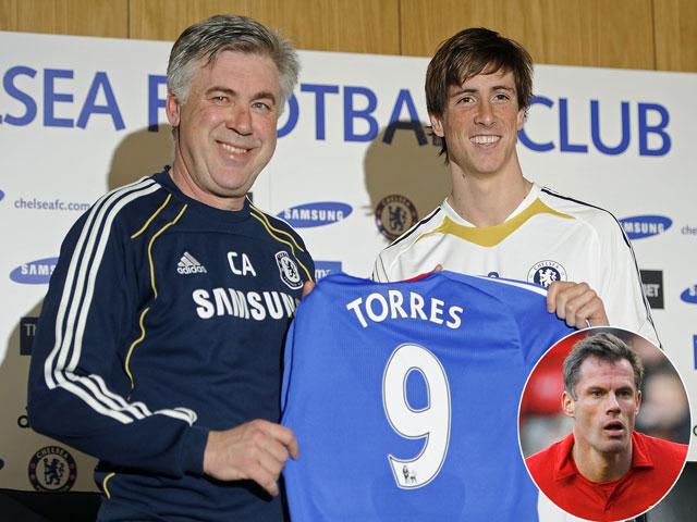 "Liverpool ""lừa"" Chelsea vụ Torres: Cay đắng ""bom tấn"" 50 triệu bảng"