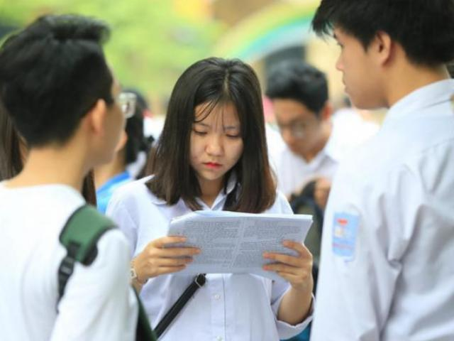 Bộ GD-ĐT giải đáp những thắc mắc về kỳ thi tốt nghiệp THPT quốc gia 2020