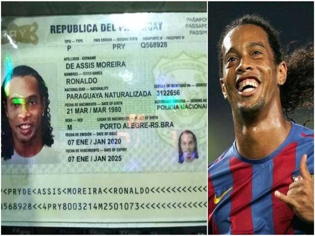 Ronaldinho lên tiếng việc bị ngồi tù: Nạn nhân của một vụ gài bẫy?