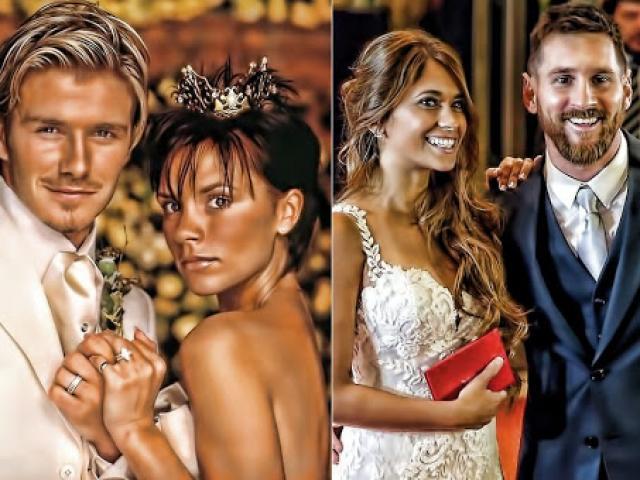 """Danh thủ bóng đá nào chi tiền """"khủng"""" nhất cho đám cưới của mình?"""