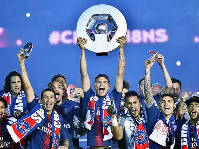 Nóng: PSG được trao luôn chức vô địch Ligue 1, ngoại hạng Anh có học tập?